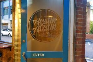 front door austin