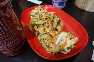 Kenny Wangs - Crab Dumplings
