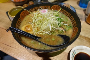 Ryo's - Miso Ramen