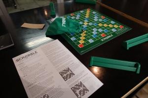 Dot Connect - Scrabble