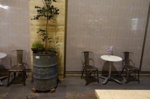 Lindes Lane - outdoor seating
