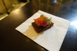 Lindes Lane - smoked salmon