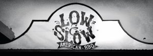 Low & Slow res sign